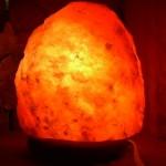 Via lo stress e l'ansia con la lampada di sale