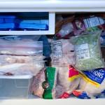 Le regole per congelare correttamente gli alimenti