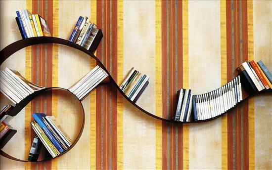 Libreria Kartell1