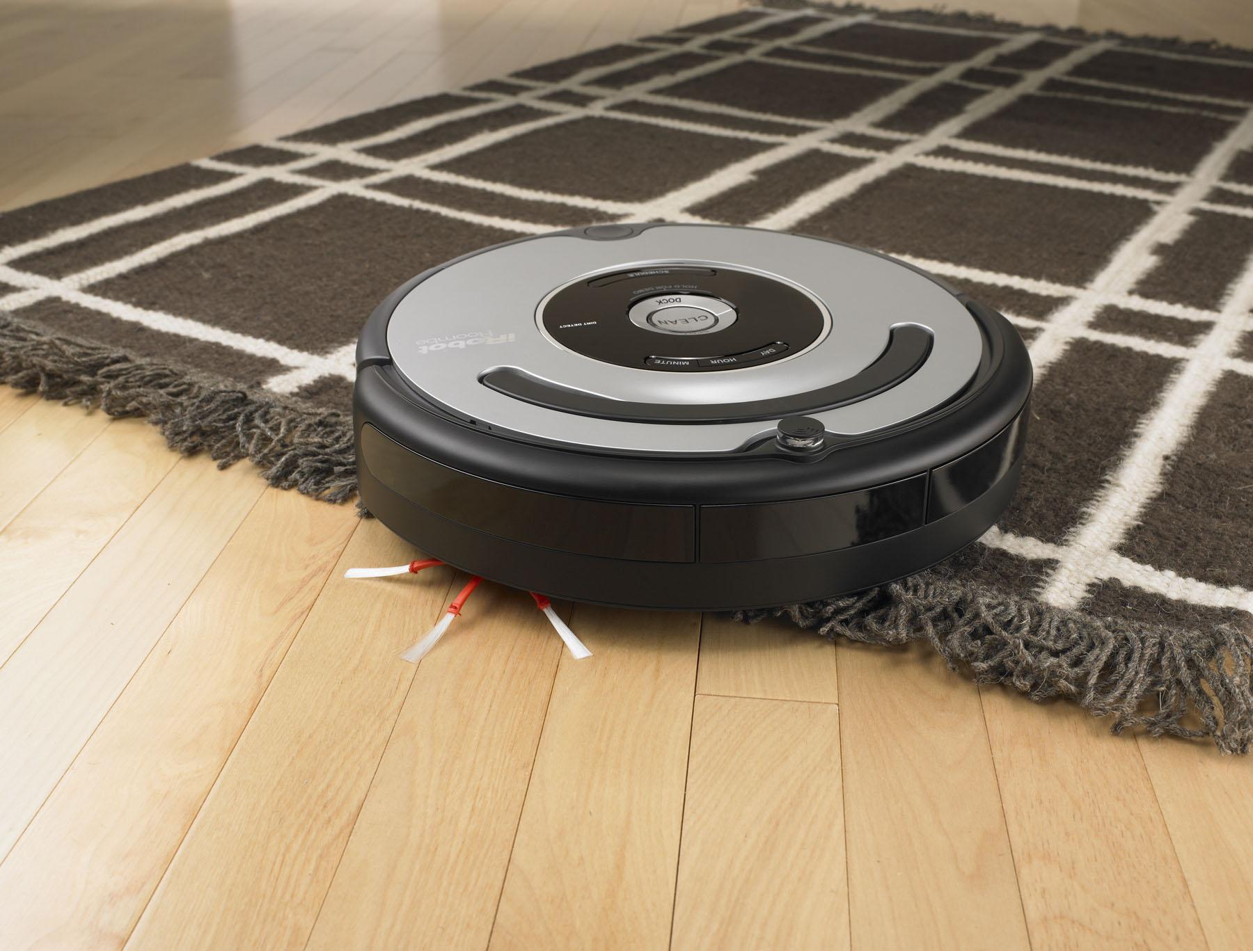 Irobot roomba l 39 aspirapolvere ti pulisce casa - Robot aspirapolvere folletto prezzo ...
