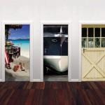 Pannelli fotografici per porte su Style your door