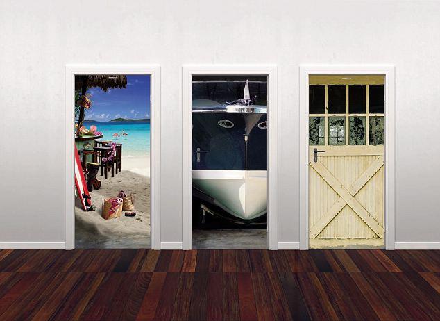 Door Wallpaper Design : Pannelli fotografici per porte su style your door