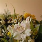 Decora la tua tavola con i fiori